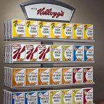 Kellogg's Packaging Designed by Landor