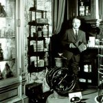 Walter Landor in the Museum of Antique Packaging