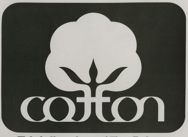 Cotton Logo Designed by Landor & Associates