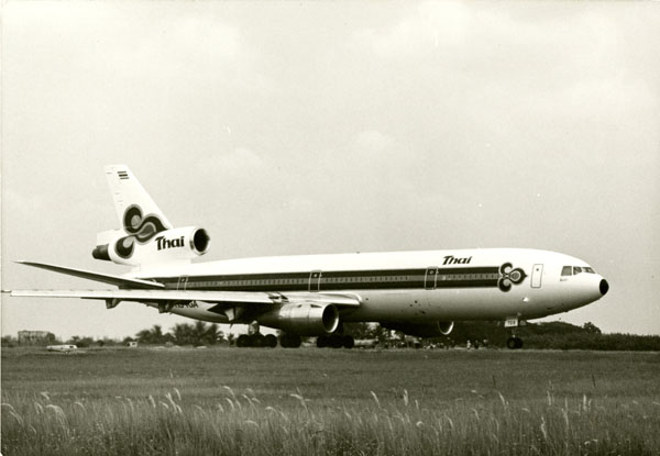 Thai Air Corporate Image Designed by Landor & Associates