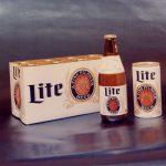 Miller Lite Cans and Labels Designed by Landor & Associates