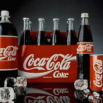 Coca-Cola Products Featuring Updated Design by Landor & Associates