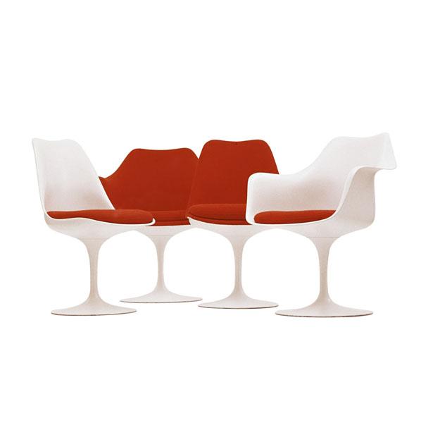 Saarinen Tulip Chairs, 1957