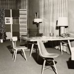 The Contemporary Living Exhibition at Wisconsin Union Gallery, 1952