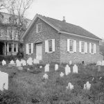 Old Mennonite Church, Germantown, PA, 1900