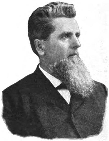 Portrait of Frederick William Wagener
