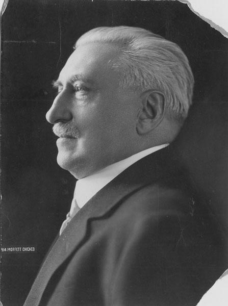 Hermann Paepcke portrait