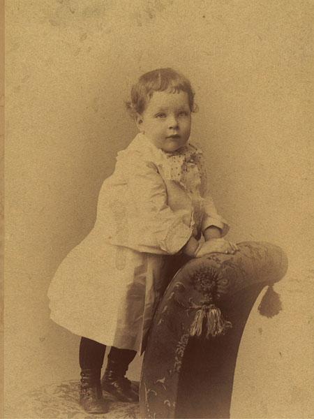 Frederick W. Beinecke, 1889, New York City