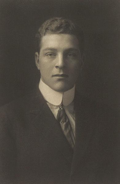 Frederick W. Beinecke, 1909