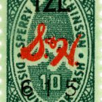 A Sperry and Hutchinson Green Stamp