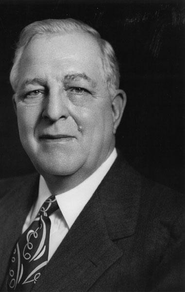 Frederick W. Beinecke, mid-1950s