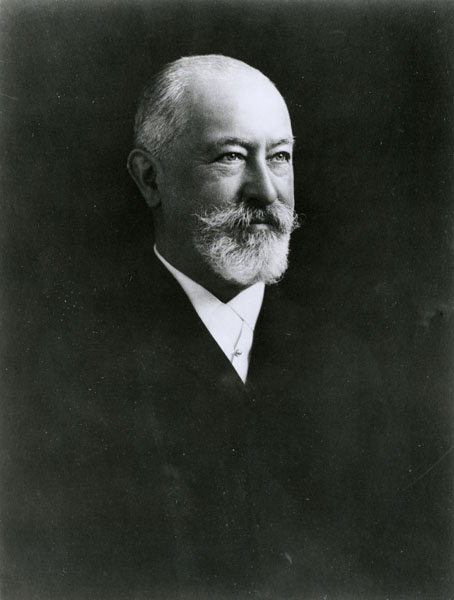 Portrait of Jacob Schiff