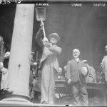 Jacob Schiff and William Gaynor, 1913