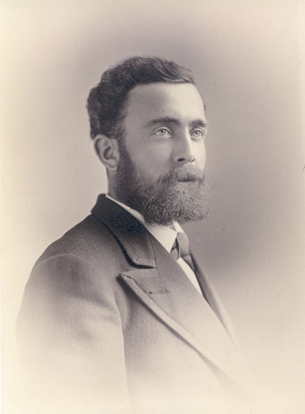 Portrait of Jacob Beringer