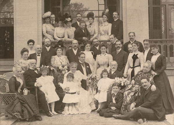 Jacob Schiff and his Extended Family