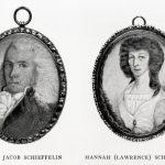 Jacob Schieffelin and Hannah Lawrence Schieffelin