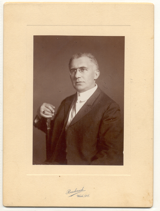 Emile Berliner, ca. 1900-1910