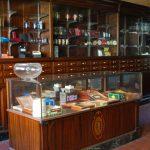 Demuth Tobacco Shop, Interior