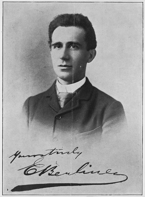 Emile Berliner, ca. 1875