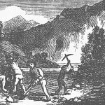 People Seeking for Gold in North Carolina, ca. 1833