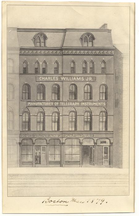 109 Court Street, Boston, Massachusetts