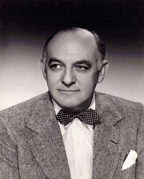 Harry Cohn's official studio portrait, 1936