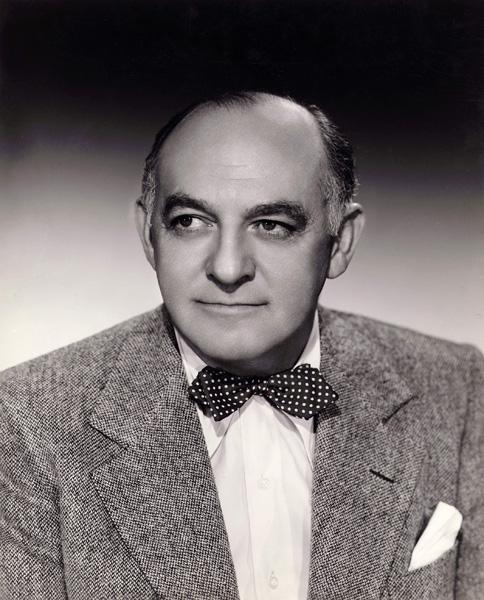 Harry Cohn's official studio portrait, 1936