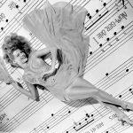 Rita Hayworth in It Happened One Night film still, 1934