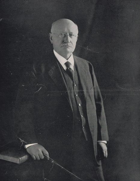 Adolph Lewisohn Portait