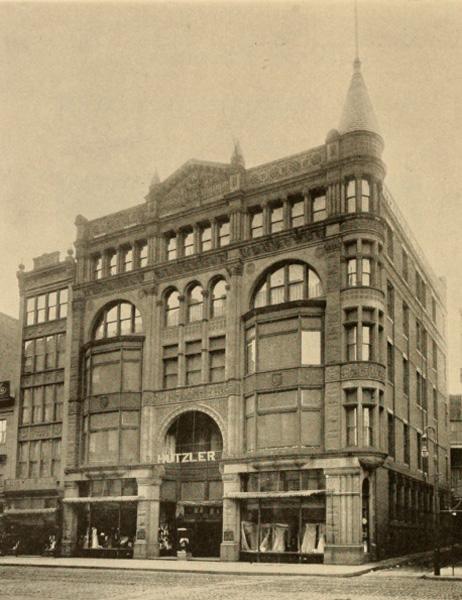 Hutzler Brothers Department Store