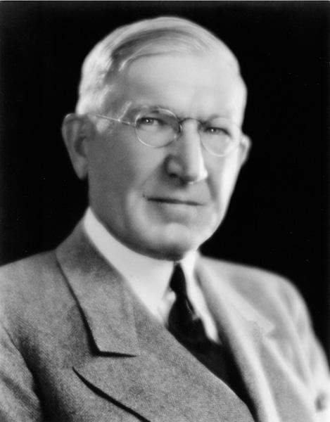 George A. Hormel, ca. 1924