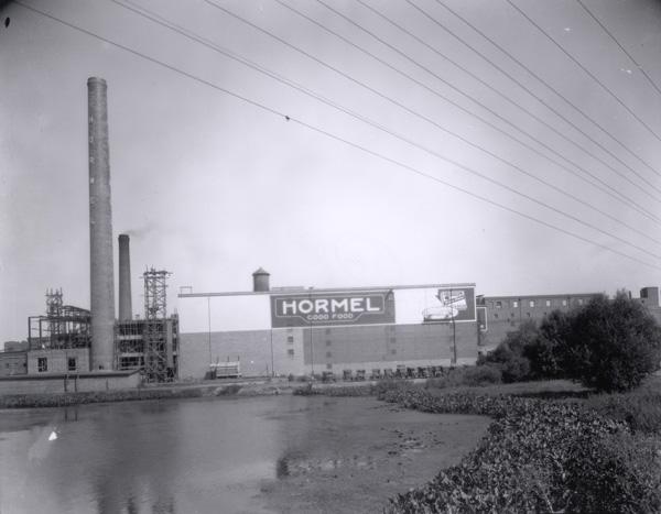 Hormel Plant, Austin, Minnesota, 1924