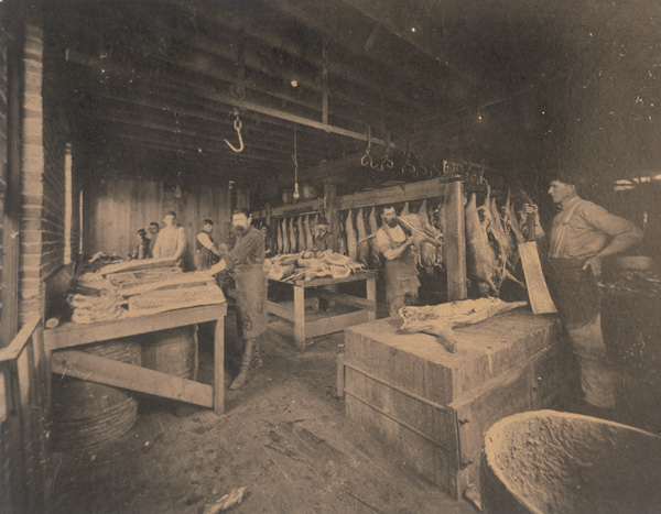 Meatcutters, 1899