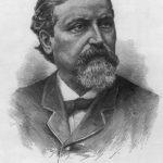 Albert Fink Portrait, ca. 1890