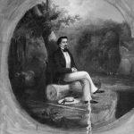 Albert Fink Portrait, ca. 1858