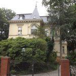 Home of the Weltzien family in the Berlin neighborhood of Zehlendorf