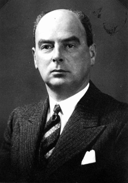 Julius Weltzien Portrait