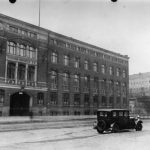 The headquarters of Schering-Kahlbaum AG, ca. 1930