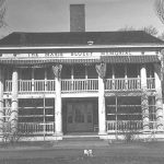 The Marie Bloede Memorial Hospital at Eudowood Sanatorium in Towson, MD, ca. 1930