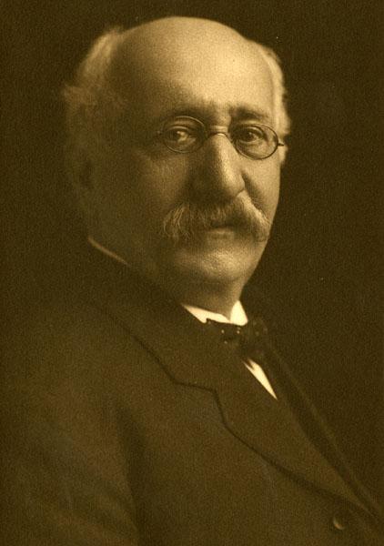Frederick Rauh, ca. 1890