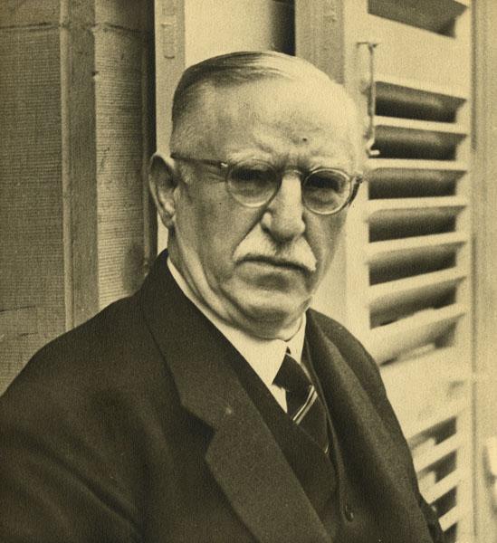 Gustav Oberlaender, 1936