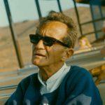 Portrait of Emanuel Bronner, ca. 1985
