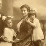 Family Picture of the Heilbronners, ca. 1920