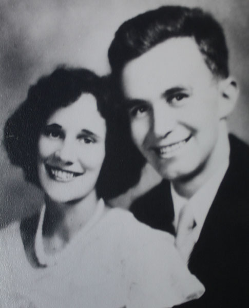 Emanuel and Paula Bronner, ca. 1935