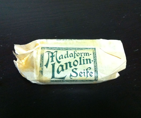 Madaform Soap Block, early 1930s