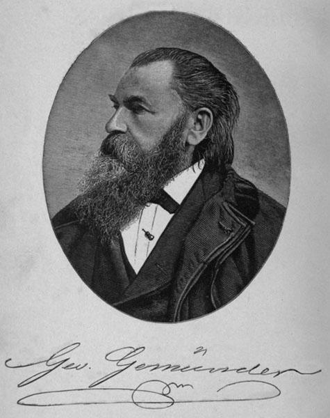 George Gemünder Portrait
