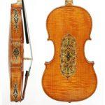 George Gemünder violin dated 1879
