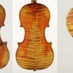 George Gemünder violin dated 1875