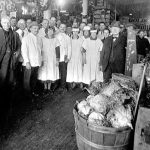 Employees, Andrew Schoch Grocery, St. Paul, MN, ca. 1925