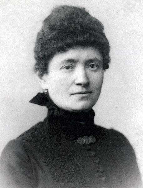 Carl's mother Minna Cohn Loeb